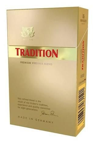 Tradition Germany Virginia Blend