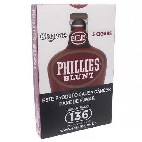 Phillies Cognac Blunt Cigar
