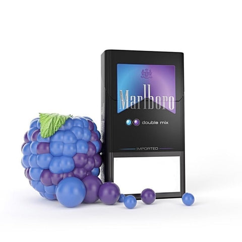 Marlboro Double Mix Blueberry Switch