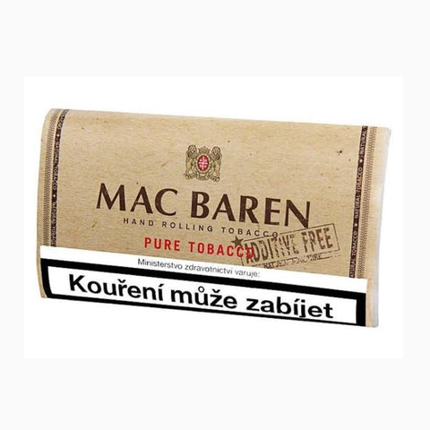 Mac Baren Pure Dried Tobacco