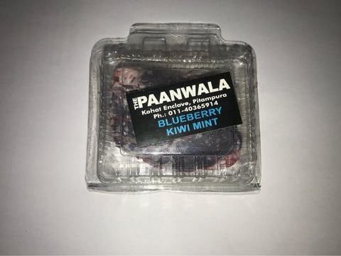 Blueberry Kiwi Mint - The Paanwala Special