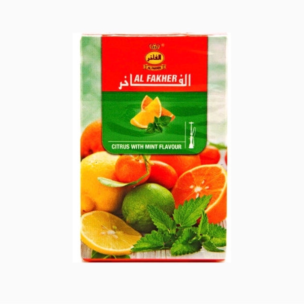Al-Fakher Citrus With Mint 50Gms