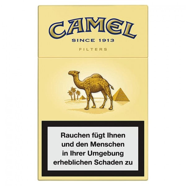 Camel Yellow