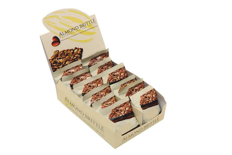 Almond Brittle Chocolate Box