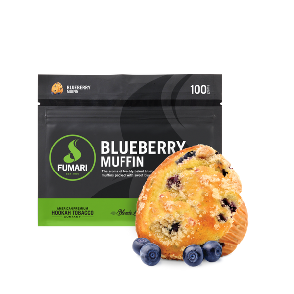 Fumari Blueberry Muffin 100gm