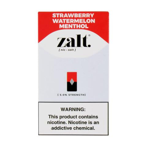 Zalt Strawberry Watermelon Menthol - Juul Compatibles
