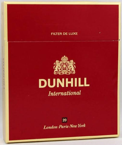 Dunhill International Gold