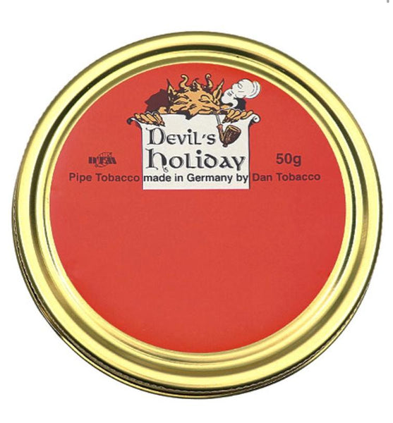 Devils Holiday Pipe Tobacco 50Gms