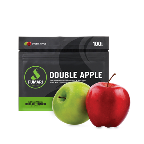 Fumari Double Apple 100gm