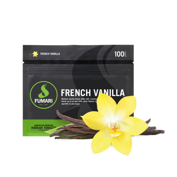 Fumari French Vanilla 100gm