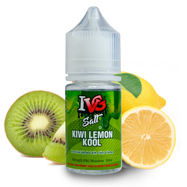 Ivg Kiwi Lemon Kool Salt