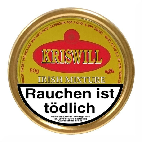 Kriswill Irish Mixture Pipe Tobacco 50Gms