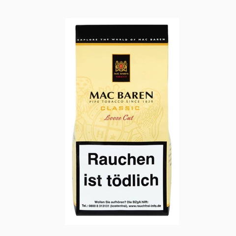 Mac Baren Classic Loose Cut 125Gm