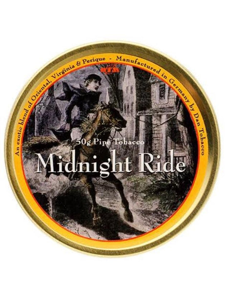 Midnight Ride – Pipe Tobacco 50Gms