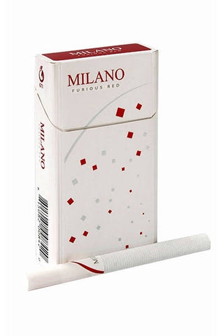 Milano Furious Red Cigarette