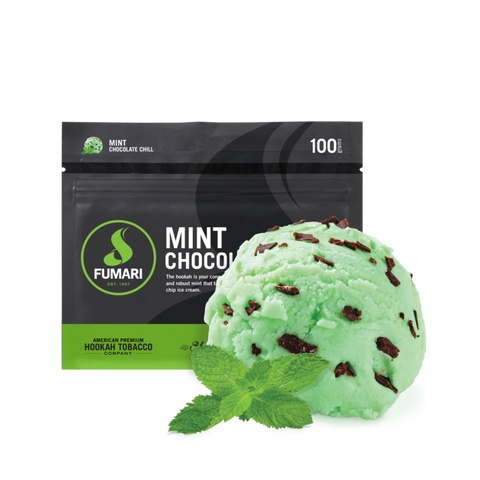 Fumari Mint Chocolate Chill 100gm