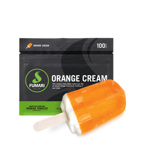 Fumari Orange Cream 100gm