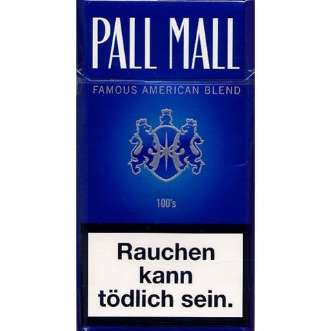 Pall Mall Blue Lights