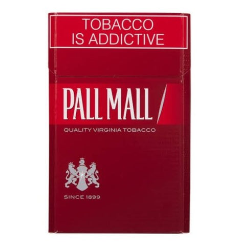PALL MALL Red Regular