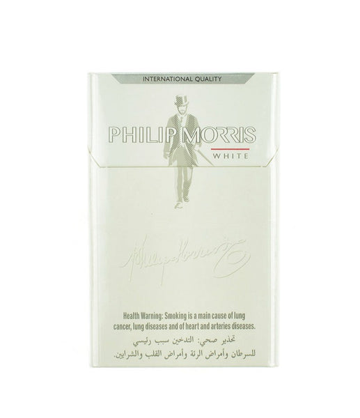 Philip Morris White 1mg Superslim