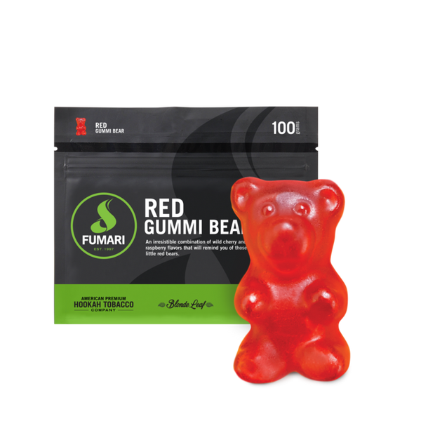 Fumari Red Gummy Bear 100gm