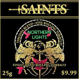 Saints Infused Rolling Tobacco 25G