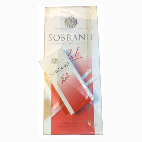 Sobranie Red Slims