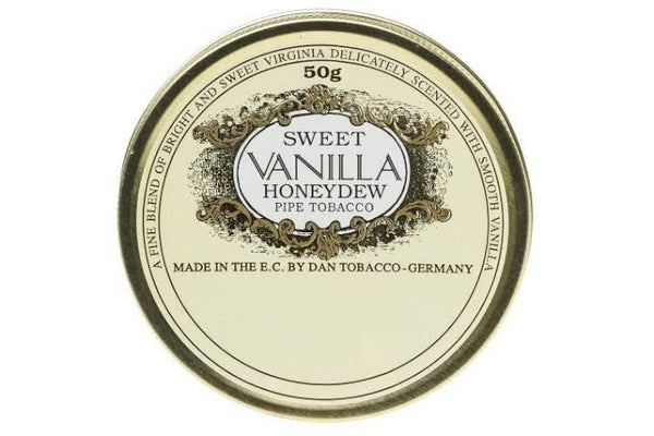 Sweet Vanilla Honeydew Pipe Tobacco - 50Gms