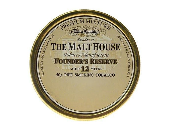 The Malthouse Pipe Tobacco -Founders Reserve 50Gms