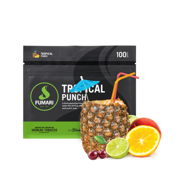 Fumari Tropical Punch 100gm