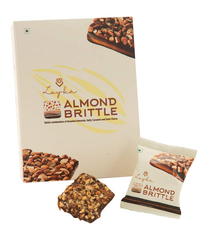 Loyka Almond Brittle Classic Box