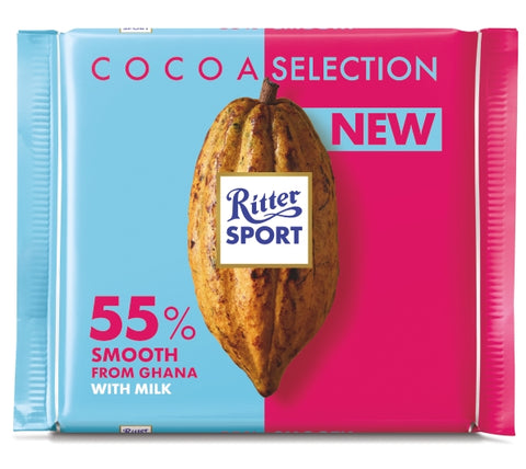 Ritter Sport Cocoa Selection Dark Chocolate