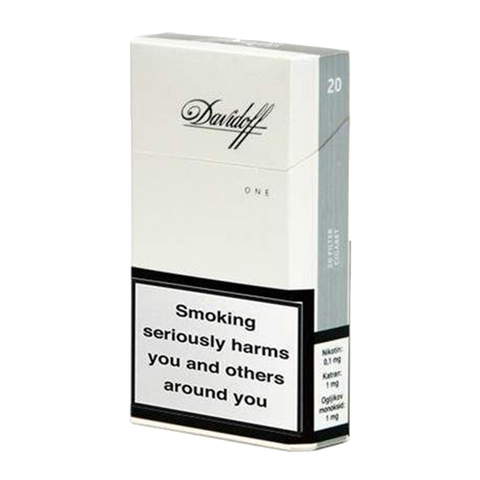 Davidoff White 1MG