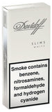Davidoff White Slim 1MG