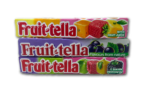 Fruitella Candy - All Flavours