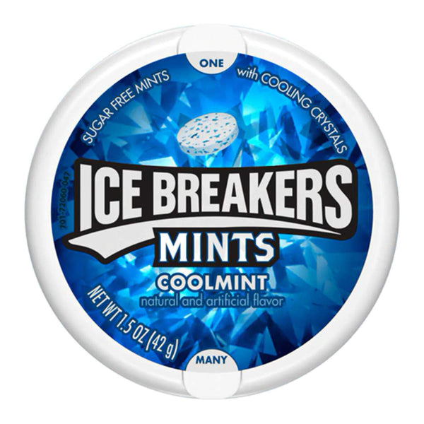 Ice Breakers Mint, Sours & Duo - All Candy Flavours