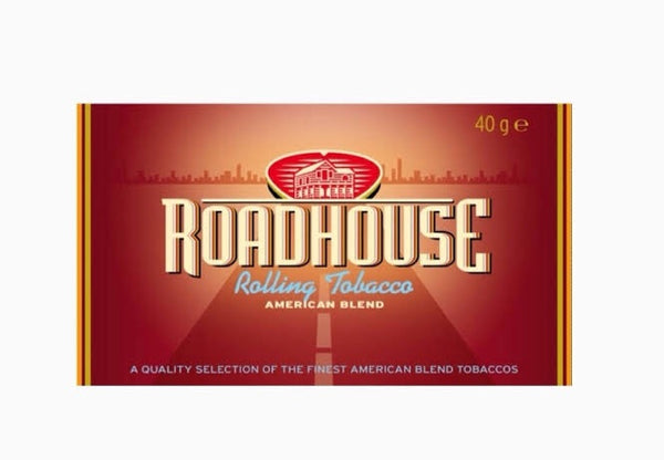 Roadhouse American Blend 40Gm