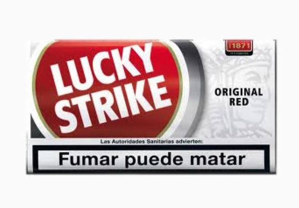 Lucky Strike Tobacco 25Gms