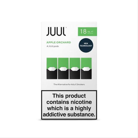 Juul Apple Orchard 1.7% Pods ( Juul Apple Pods in Bangalore)