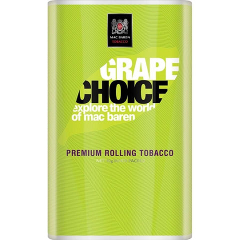 Mac Baren Grape Choice (20Gms)