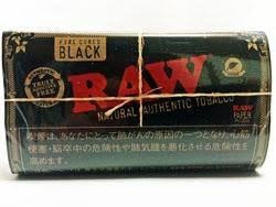 Raw Fire Cured Black Hand Rolling