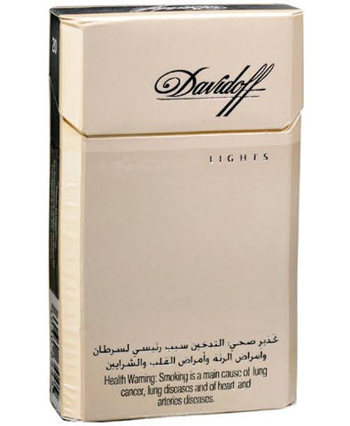 Davidoff Lights - King Size