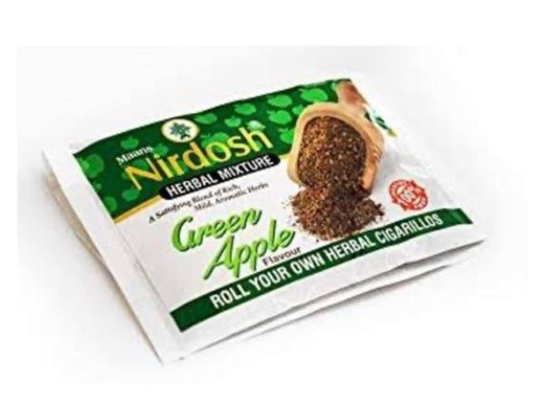 Nirdosh Green Apple Herbal Mixture