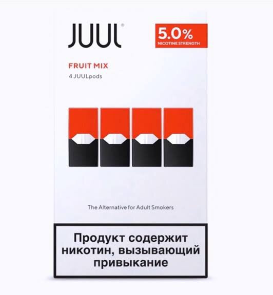 Juul Fruit Mix 5% Pods