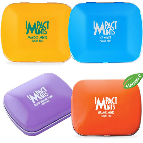 Impact Mints - All Flavours
