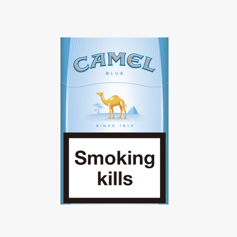 Camel Blue King Size