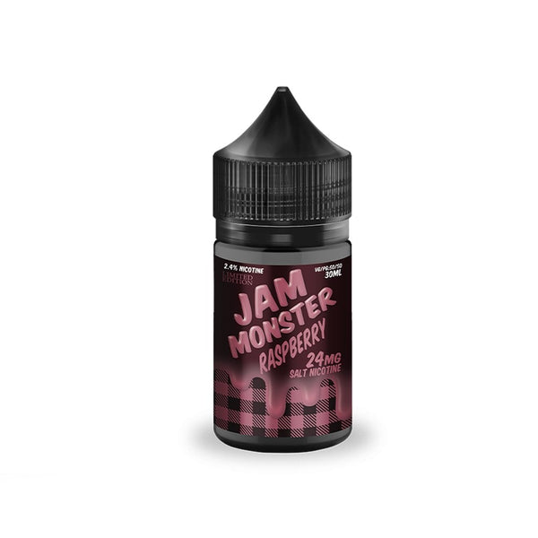 Raspberry Jam Monster Salt