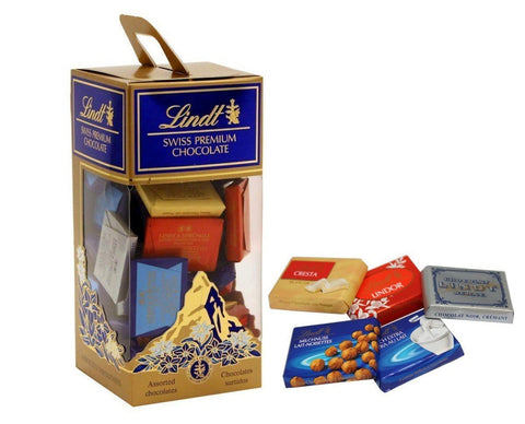 Lindt Swiss Premium Chocolate Assorted 700gms