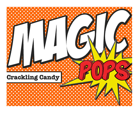 Magic Pops (Pack of 2)