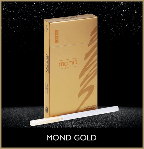 mond gold superslim cigarette